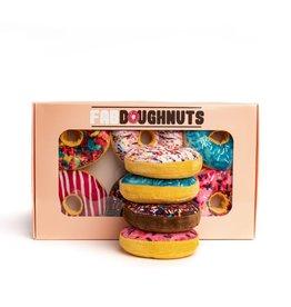 Fab Dog FAB DOG Box of 6 Doughnuts Toy