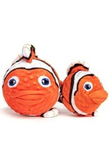 FabDog FAB DOG Clown Fish Faball Toy S