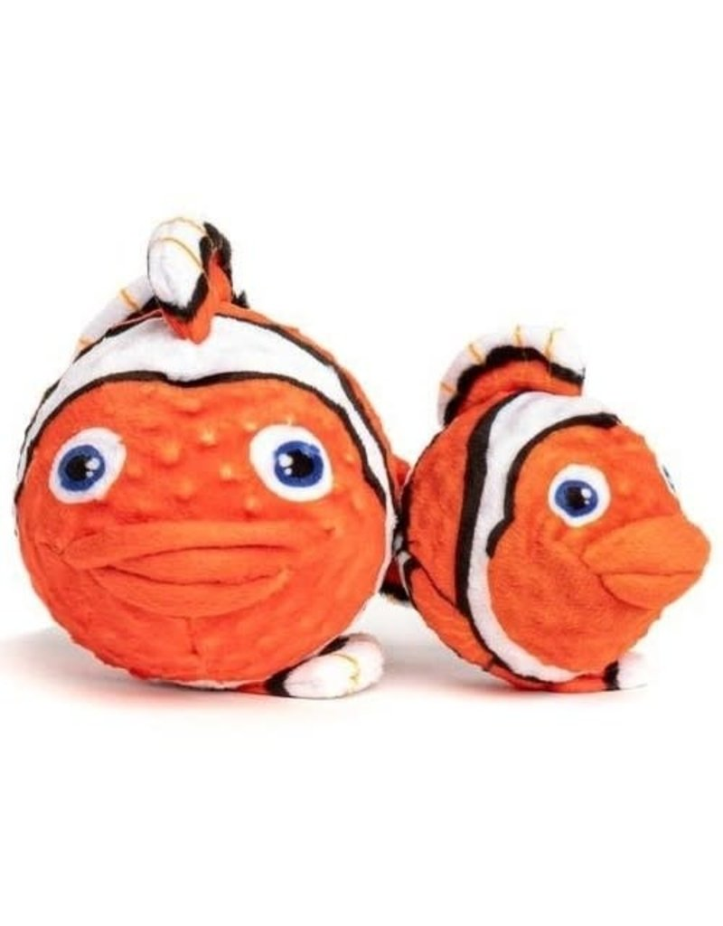 Fab Dog FAB DOG Clown Fish Faball Toy S