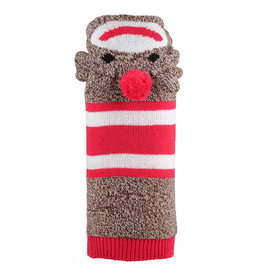 Worthy Dog WORTHY DOG Sock Monkey Hoodie