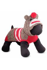 Worthy Dog WORTHY DOG Sock Monkey Hoodie