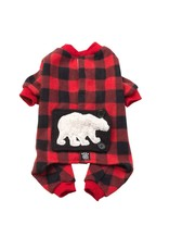 Petrageous PETRAGEOUS Jackson Fleece Polar Bear PJs