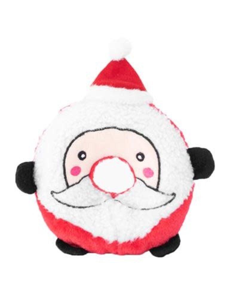 Zippy Paws ZIPPY PAWS Holiday Donutz Santa