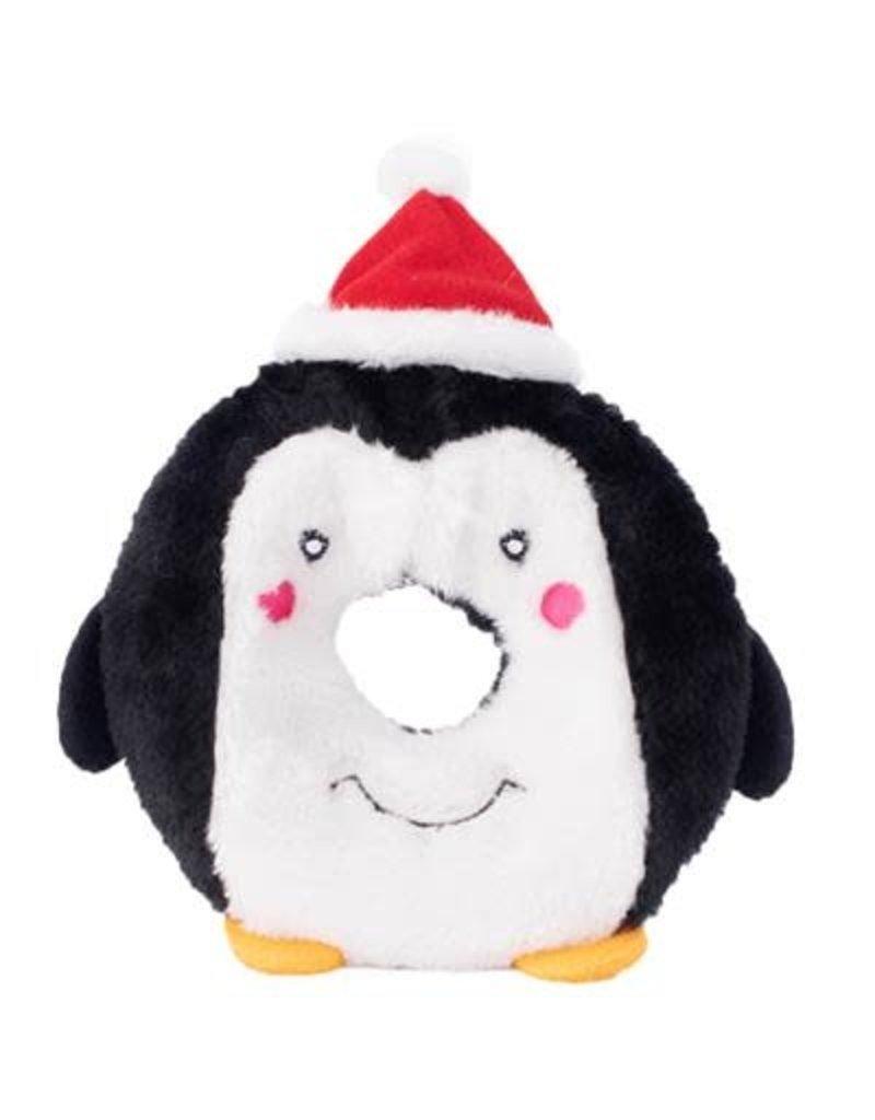 Zippy Paws ZIPPY PAWS Holiday Donutz Penguin