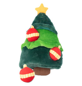 Zippy Paws ZIPPYPAWS Holiday Burrow Christmas Tree