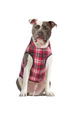 CANADA POOCH CANADA POOCH Reversible Vest Black Plaid