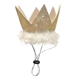 HUXLEY & KENT HUXLEY & KENT Pet Party Crown Gold