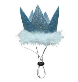 HUXLEY & KENT HUXLEY & KENT Pet Party Crown Blue