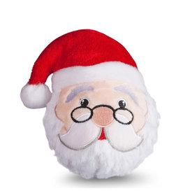 FabDog FAB DOG Santa Faball Toy