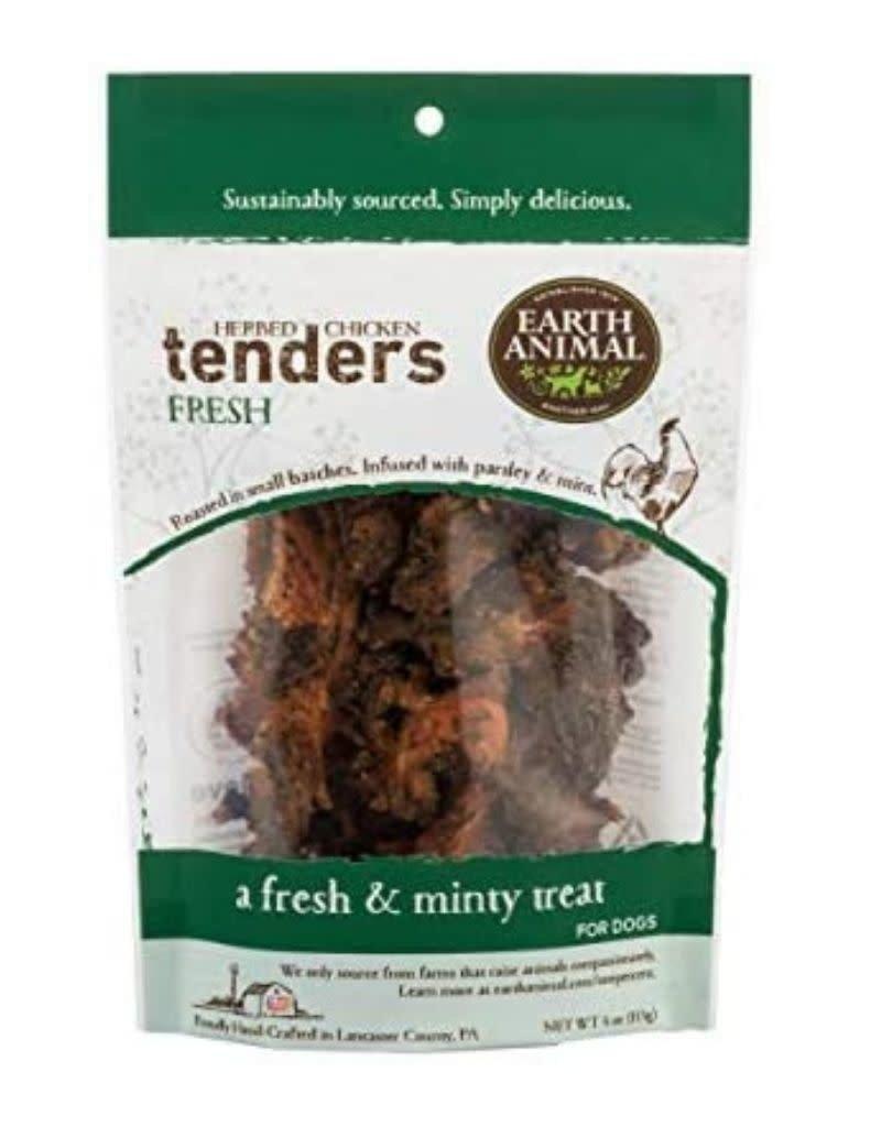 Earth Animal EARTH ANIMAL Chicken Tenders 4oz Fresh