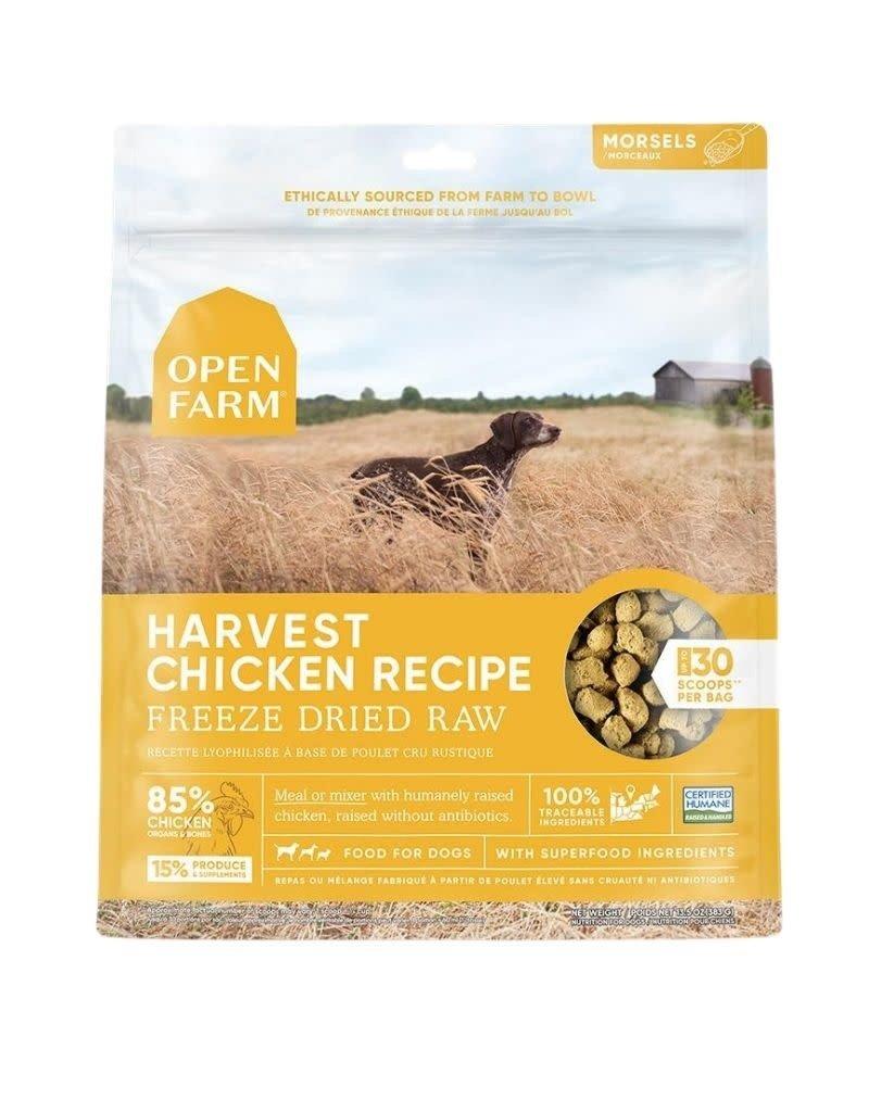 Open Farm OPEN FARM Freezedried Dog Food Chicken