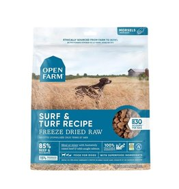 Open Farm OPEN FARM Freezedried Dog Food Surf & Turf