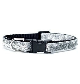 "SWEET PICKLES DESIGNS ""The Superstar"" Cat Collar 7 - 10"""