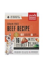 Honest Kitchen HONEST KITCHEN  Beef Grain-Free Dehydrated Dog Food 4 lb.