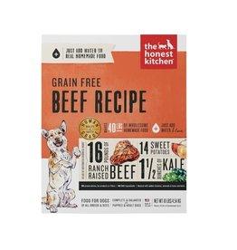 Honest Kitchen HONEST KITCHEN  Beef Grain-Free Dehydrated Dog Food 4 lb.