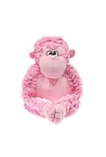 PATCHWORK PET PATCHWORK PET Pastel Pink Gorilla