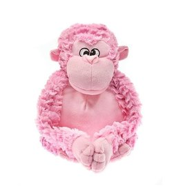 PATCHWORK PET PATCHWORK PET Pastel Pink Gorilla