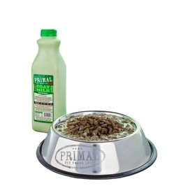 Primal Pet Foods PRIMAL Goat Milk Green Goodness 32oz.