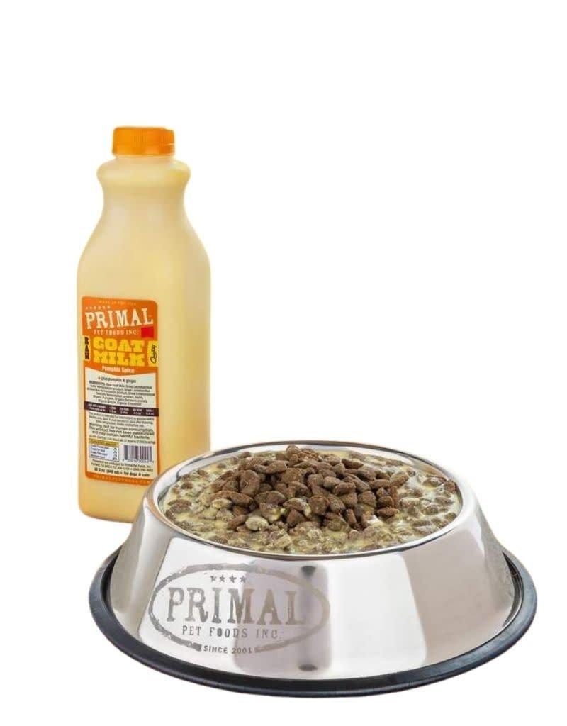 Primal Pet Foods PRIMAL Goat Milk Pumpkin Spice 32oz.