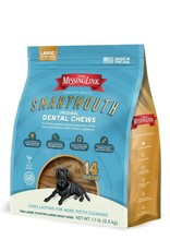 THE MISSING LINK THE MISSING LINK Smartmouth Dental Chews for Large/XLarge Dogs