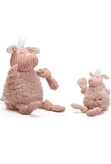 Hugglehounds HUGGLEHOUNDS FlufferKnottie Penelope Dog Toy