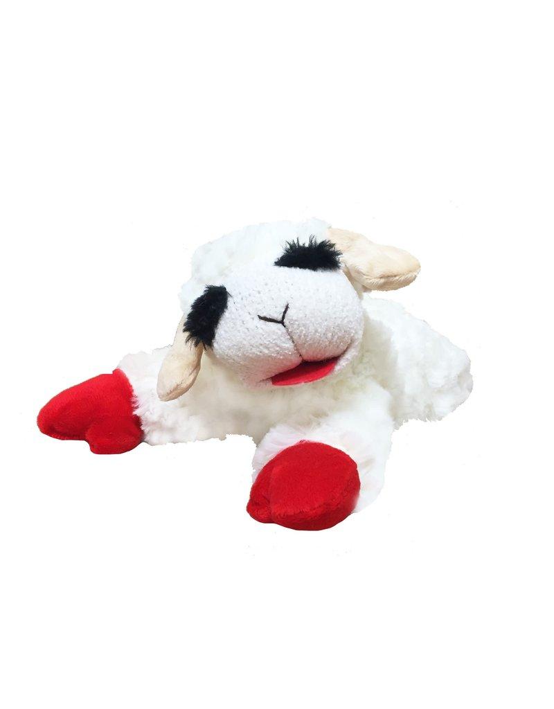 MULTIPET MULTIPET Lamb Chop Squeaky Plush Toy