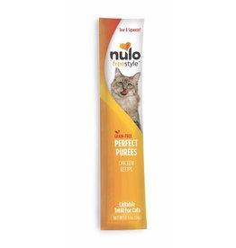 NULO NULO Freestyle Grain-Free Lickable Chicken Treat for Cats .5oz