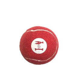 FISH & BONE FISH & BONE Tennis Ball Red
