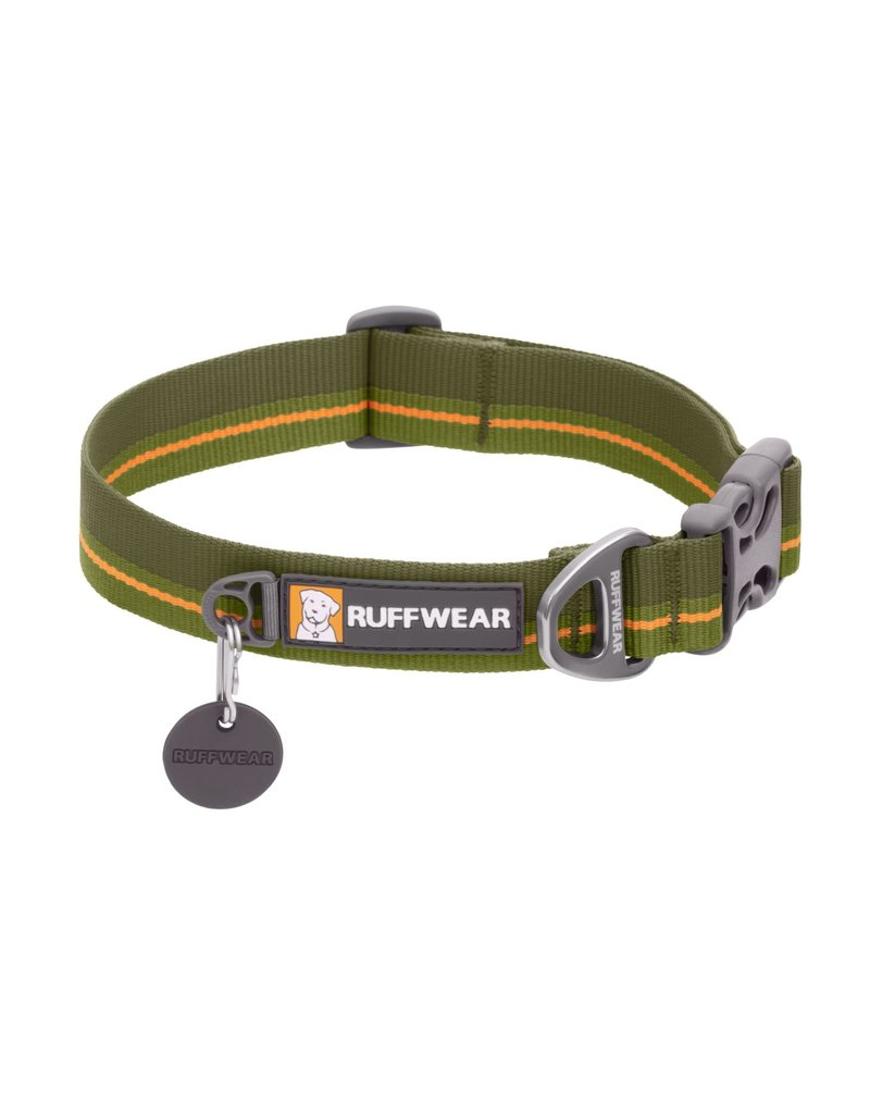 RUFFWEAR RUFFWEAR Flat Out Collar Forest Horizon