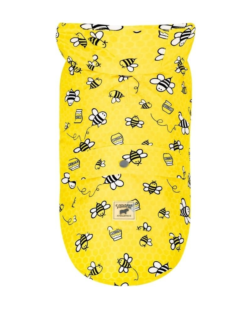 CANADA POOCH CANADA POOCH Pick Me Poncho Honey Bee