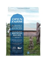 Open Farm OPEN FARM Catch of the Sea Whitefish Dry Cat Food  4 lb.