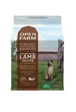 Open Farm OPEN FARM Pastured Lamb Dry Cat Food  4 lb.