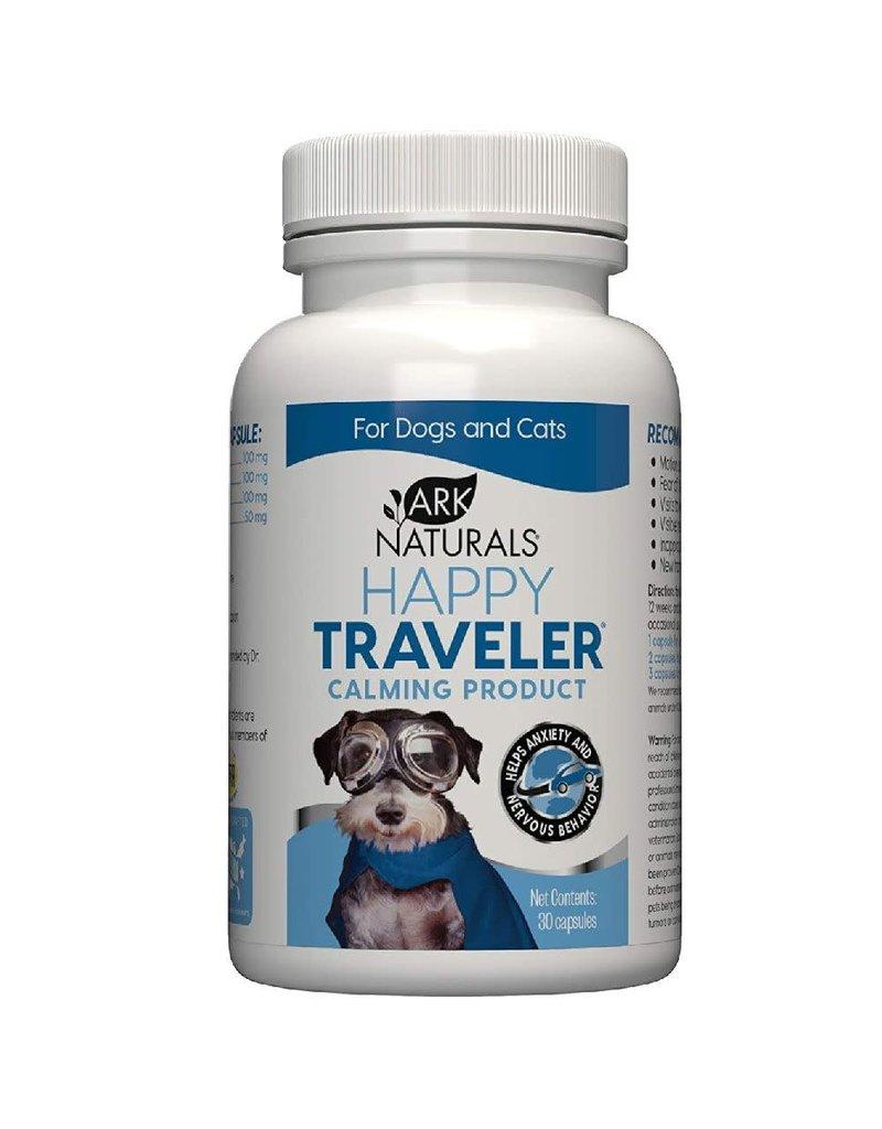 ARK NATURALS ARK NATURALS Happy Traveler Capsules 30 ct