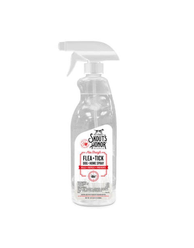Skouts Honor SKOUT'S HONOR Flea & Tick Dog + Home Spray 28oz