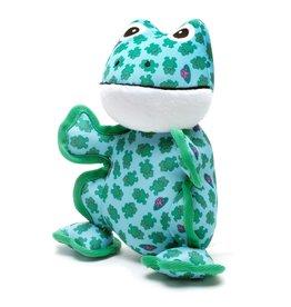 Worthy Dog !WORTHY DOG Frog Dog Toy