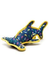 Worthy Dog !WORTHY DOG Hammertime Shark Dog Toy
