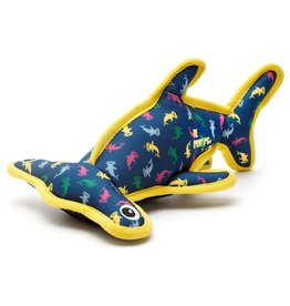 Worthy Dog WORTHY DOG Hammertime Shark Dog Toy