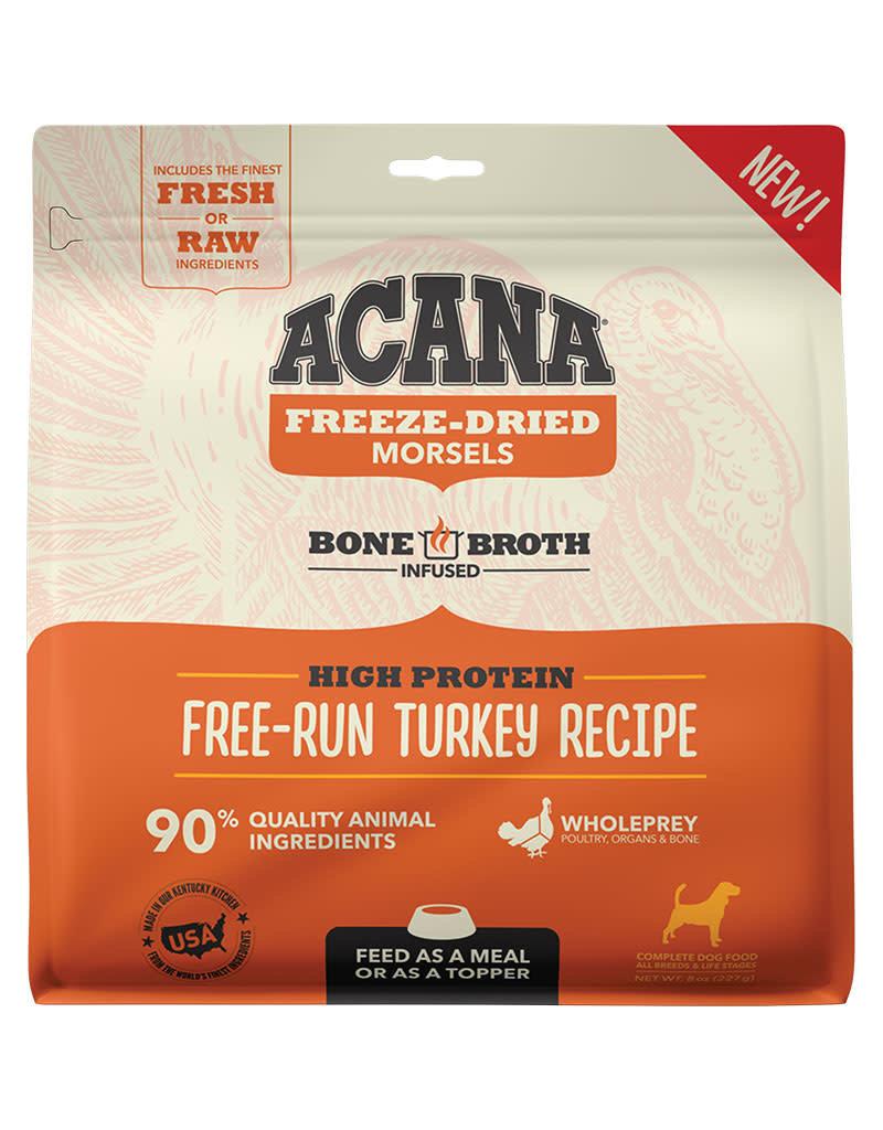 Acana ACANA Free Run Turkey  Freezedried Dog Food