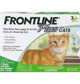 FRONTLINE FRONTLINE PLUS for Cats 3pk