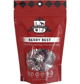 Lord Jameson LORD JAMESON Berry Best Organic Dog Treats  6oz