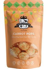 Lord Jameson LORD JAMESON Carrot Pops Organic Dog Treats 6oz
