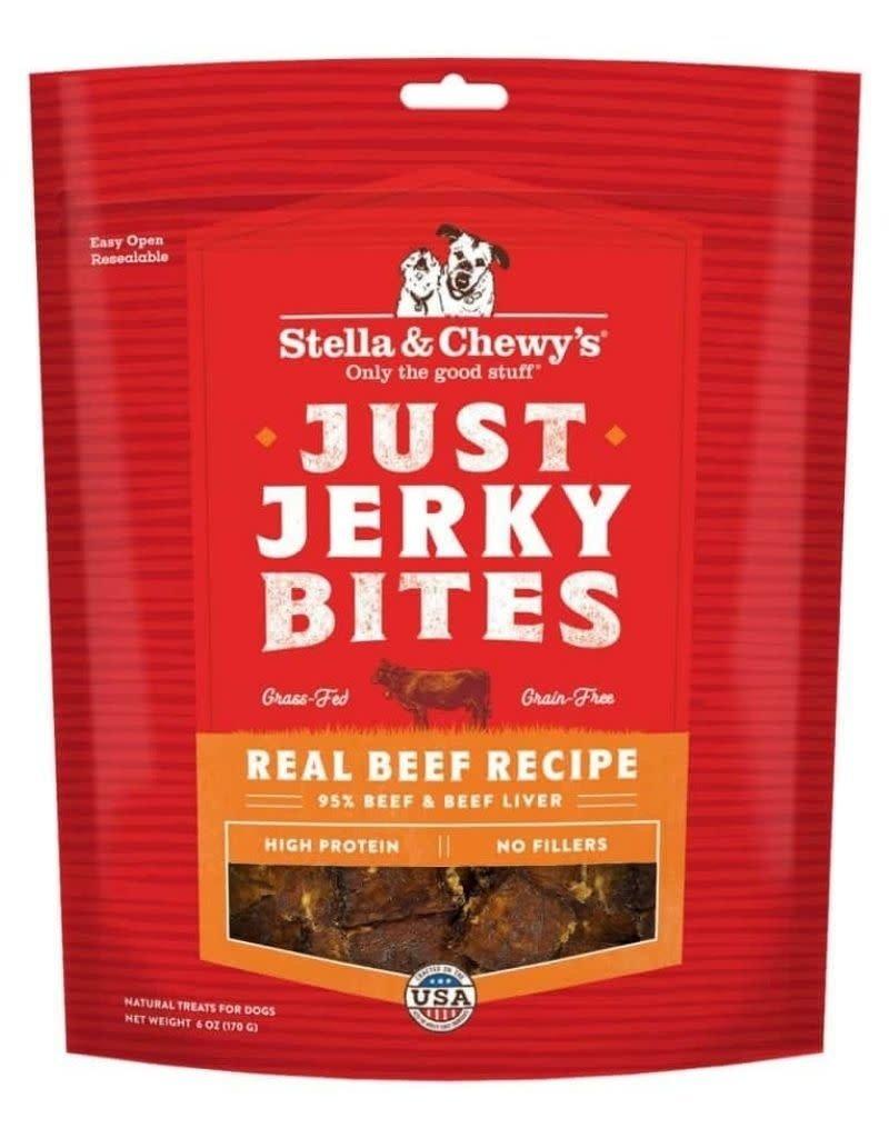 Stella & Chewys STELLA & CHEWY'S Just Jerky Bites 6 oz Beef