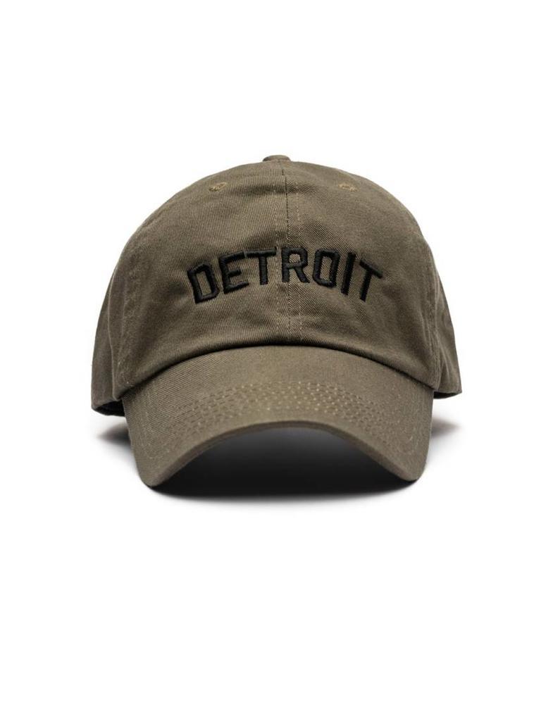 3055f305 Detroit Arch Hat - Caruso Caruso