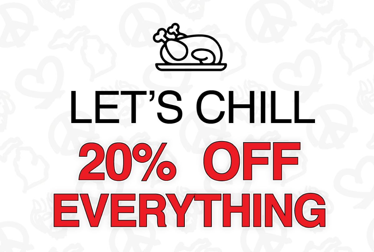 20% OFF In-store & Online