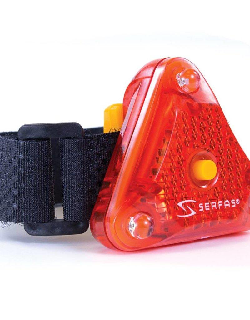SERFAS 3 LED HELMET MOUNT TAILLIGHT