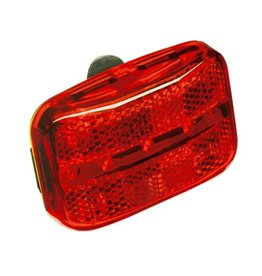 SERFAS STOP SIGN RED - REAR LIGHT