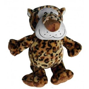"Petlou Petlou Plush 8"" Leopard"