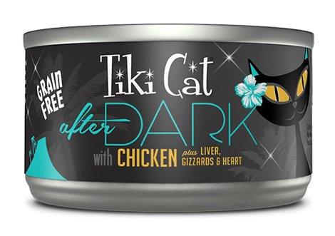Tiki Cat Tiki Cat After Dark Chicken 2.8oz