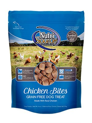 Nutri Source Nutri Source Grain Free Dog Treat 6oz