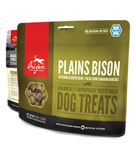 Orijen Orijen Dog Treat Bison